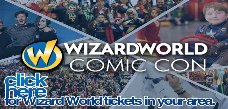 WizardWorld Comic Con
